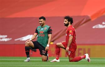 """محمد صلاح يستقبل تريزيجيه في مباراة """"ثأرية"""" في البريميرليج"""
