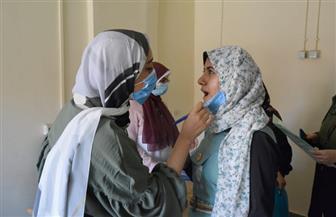 بدء إجراءات الكشف الطبي للطلاب المستجدين بجامعة الفيوم|  صور