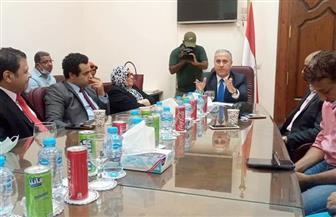 عبد الصادق الشوربجي: المؤسسات الصحفية القومية تواجه تحديات كبيرة ونعمل جاهدين على حلها