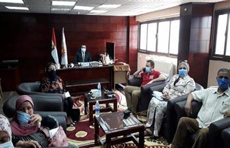 اجتماع تنسيقي بين الصحة والتعليم بجنوب سيناء استعدادا للعام الدراسي الجديد | صور