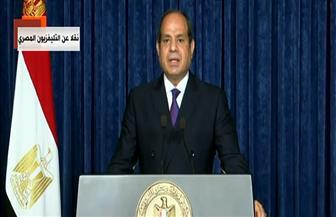 الرئيس السيسي: تداعيات الأزمة الليبية تؤثر على العالم.. ومصر عازمة على دعم الأشقاء الليبيين