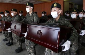 الصين تستعيد المزيد من رفات جنودها ضحايا الحرب الكورية