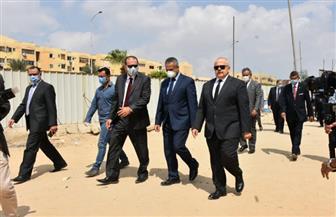 جامعة القاهرة: إنجاز 30% من أعمال إنشاءات المرحلة الأولى لمعهد الأورام في 10 شهور| صور