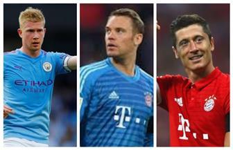 بدون ميسى وكريستيانو.. يويفا يعلن أسماء المرشحين لجائزة أفضل لاعب في أوروبا