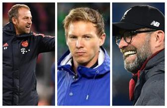3 مدربين يتنافسون على جائزة أفضل مدرب في أوروبا