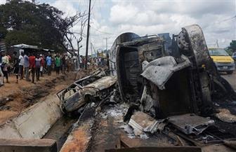 مقتل 23 شخصا في انقلاب شاحنة صهريج محملة بالوقود بنيجيريا