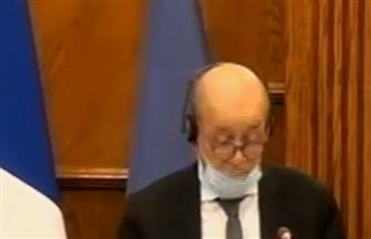 وزير خارجية فرنسا: تعليق إسرائيل ضم الأراضي الفلسطينية يجب أن يكون نهائيا