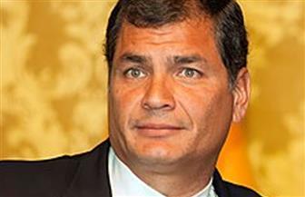 اعتقال رئيس الإكوادور السابق و18 وزيرا وبرلمانيا سابقين بتهمة الفساد