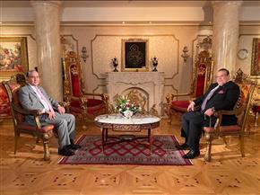 مهاب مميش: قناة السويس الجديدة أول مشروع يلم شمل المصريين