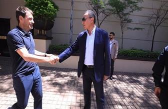 جلسة حاسمة بين «الخطيب وفايلر» لحسم موقف الأخير من البقاء بالأهلي