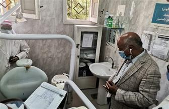 وكيل صحة الغربية يتابع أماكن تقديم خدمة المبادرة الرئاسية للكشف عن الأمراض المزمنة| صور