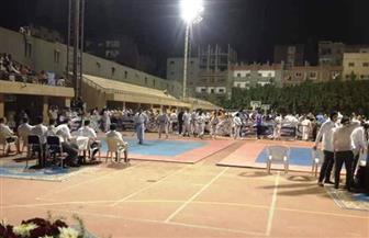 انطلاق بطولة كاراتيه الجمهورية التمهيدية لقطاع شرق الدلتا بالشرقية |صور