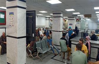 زحام بالمراكز التكنولوجية والمدارس ومراكز المعلومات لتقديم طلبات التصالح بكفر الشيخ