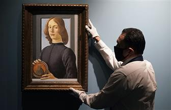 مزاد على لوحة نادرة لبوتيتشيلي بقيمة تقديرية تفوق 80 مليون دولار