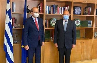 مصر تشارك في مراسم توقيع اليونان بتحويل منتدى غاز شرق المتوسط لمنظمة دولية مقرها القاهرة