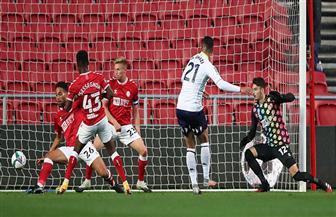 تريزيجيه يصنع هدفا في تأهل أستون فيلا إلى الدور الرابع من كأس الرابطة الإنجليزية