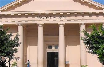 حقيقة تشوه حوائط المتحف اليوناني الروماني بالإسكندرية