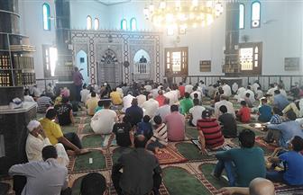أوقاف دمياط تفتتح مسجد التقوى بقرية كفر العرب في فارسكور | صور