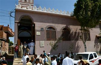 افتتاح مسجد بعد إحلاله وتجديده بأبشواي في الفيوم | صور