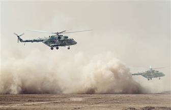 """الجيش الروسي يستخدم أحدث قاذف لهب في مناورات """"قوقاز 2020"""" لأول مرة"""