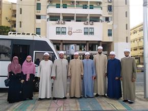 قافلة «البحوث الإسلامية» إلى أسوان تواصل أنشطتها وتعقد لقاءات توعوية ومجتمعية | صور