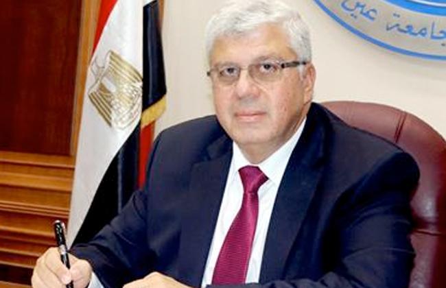 نائب وزير التعليم العالي  عام استثنائي بالجامعات بسبب كورونا