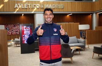 سيميوني يعلن موعد المشاركة الأولى لسواريز بقميص أتليتكو مدريد