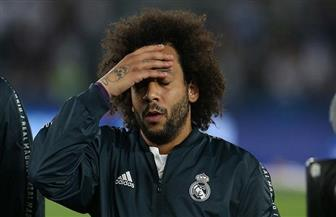 مارسيلو يغيب في اللحظة الأخيرة عن رحلة ريال مدريد إلى إشبيلية