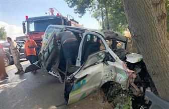 مقتل 14 شخصا في حادث سير بباكستان