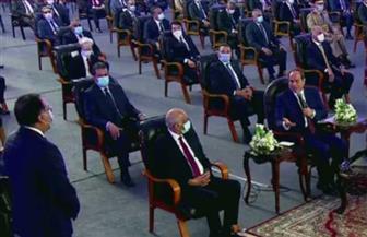 الرئيس السيسي يكلف الحكومة بإعلان اشتراطات البناء الجديدة فى أسرع وقت