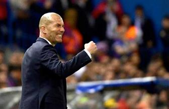 زيدان يحقق الفوز رقم 100 مع ريال مدريد في الليجا