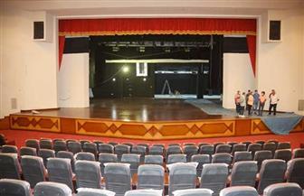 استعدادات نهائية لإعادة تشغيل قصر ثقافة الإسماعيلية بعد توقف استمر 8 أشهر | صور