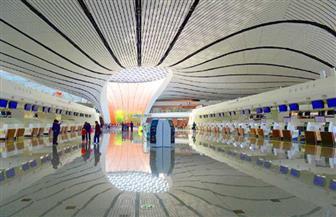 مع اقتراب الذكرى السنوية الأولى لافتتاحه.. مطار بكين داشينغ الدولي يشهد أكثر من 10 ملايين رحلة ركاب