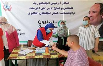 فحص 627 ألف مواطن في بني سويف ضمن مبادرة الكشف المبكر للأمراض المزمنة