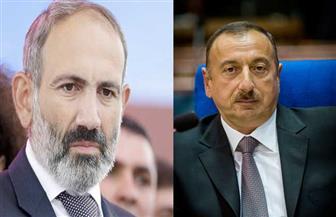 """أرمينيا تتهم أذربيجان بإعلان الحرب.. وعلييف يرد: لن نسمح بإقامة دولة أرمينية على """"ترابنا"""""""