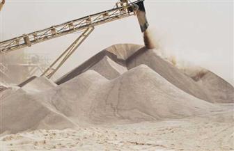 رئيس شركة فوسفات أبو طرطور: الإنتاج وصل 250 ألف طن شهريا |صور