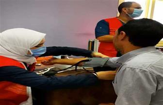 تواصل مبادرة اكتشاف الأمراض المزمنة والاعتلال الكلوي بجنوب سيناء |صور