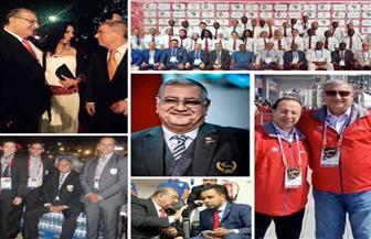بعد رحيله.. أحمد فولي تاريخ رياضي كبير ورمز للرياضة المصرية | صور