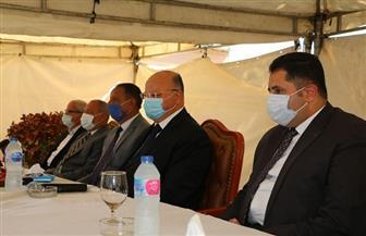 محافظ القاهرة يكرم 350 عاملا من هيئة النظافة والتجميل | صور