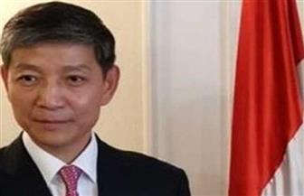 سفير الصين بالقاهرة: 71.68 مليون دولار حجم الاستثمار الصيني المباشر بمصر في النصف الأول من 2020