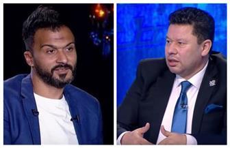 حرب التصريحات الساخرة تشتعل بين إبراهيم سعيد ورضا عبد العال