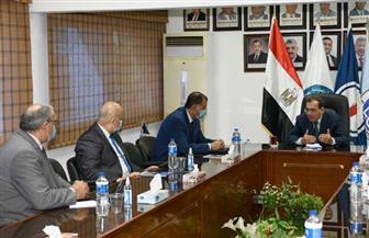 """وزير البترول: """"مسطرد"""" منطقة إستراتيجية ينبغي الحفاظ على مقوماتها"""