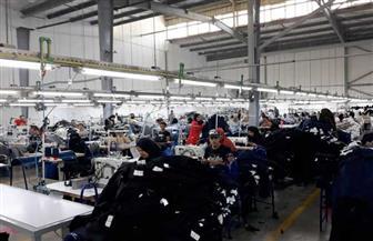 """نائب محافظ بورسعيد ورئيس اتحاد الصناعات يتفقدان """"مجمع الـ54 مصنع"""" بالمنطقة الصناعية   صور"""
