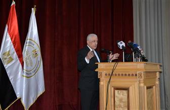 تفاصيل احتفالية تكريم وزير التعليم لأوائل الدبلومات | صور