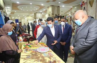 صبحي في احتفالية أبناء المحافظات الحدودية :الرئيس السيسي يضع الشباب فى صدارة  اهتماماته | صور