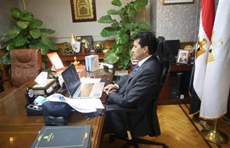 وزير الرياضة يفتتح المنتدى الأول لتسويق المعسكرات الرياضية العربية