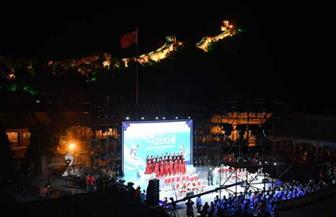 منطقة يانتشينغ بكين الأولمبية الشتوية.. جمال ساحر