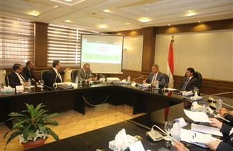 وزير الشباب يترأس اجتماع مجلس إدارة صندوق الرياضة المصري| صور