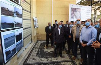 مدبولي: الرئيس السيسي وجه بمضاعفة مشروعات البتلو والتوسع في الإسكان الاجتماعي بكفر الشيخ