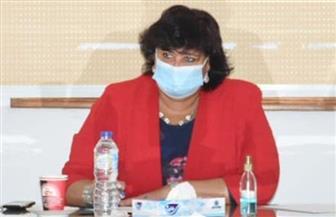 وزيرة الثقافة تستعرض تقريرا حول فعاليات مهرجان ومؤتمر الموسيقى العربية خلال دورته الـ 29